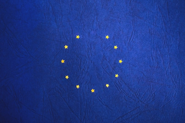 The EU flag with one star missing. Flickr/freestocks.org
