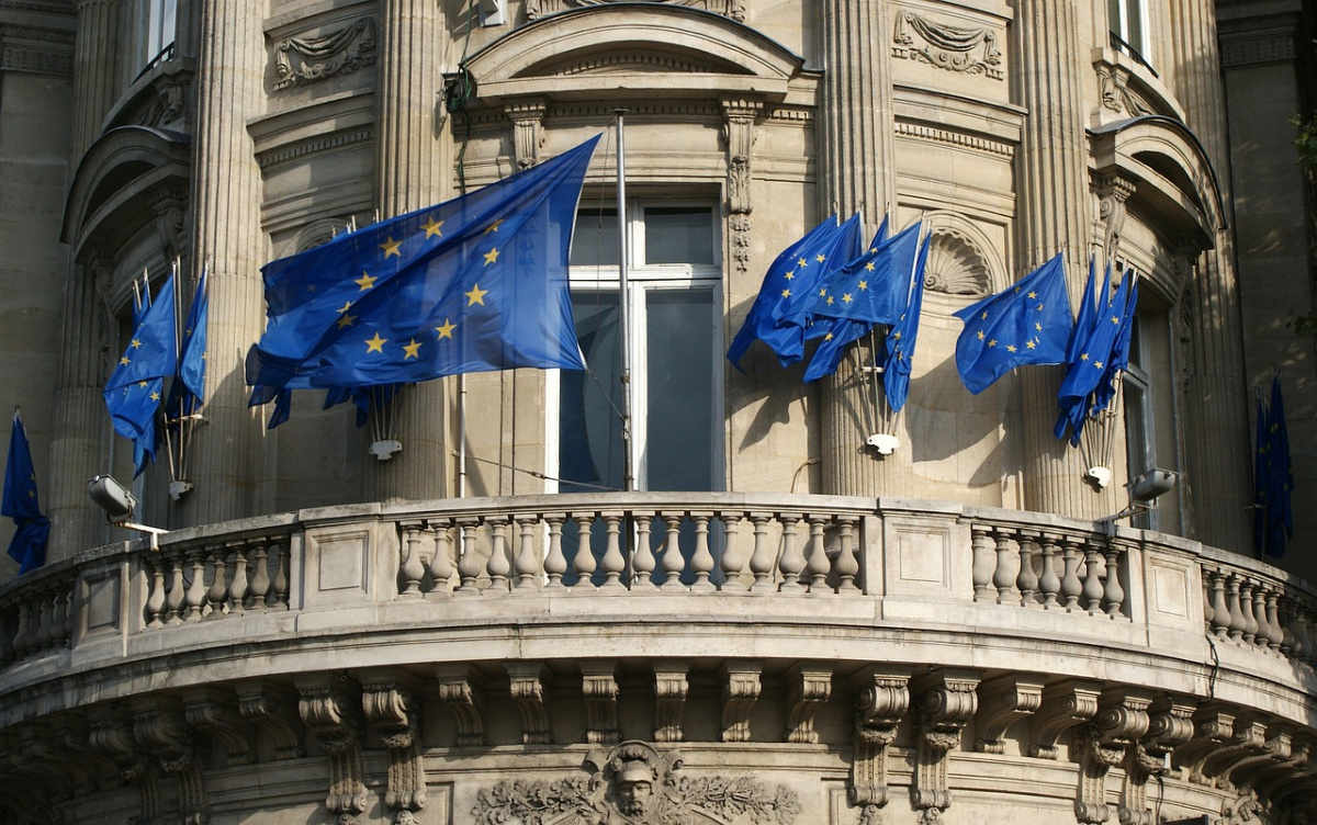 EU delegation, Paris. Wikimedia Commons/Creative Commons/@Richardprins