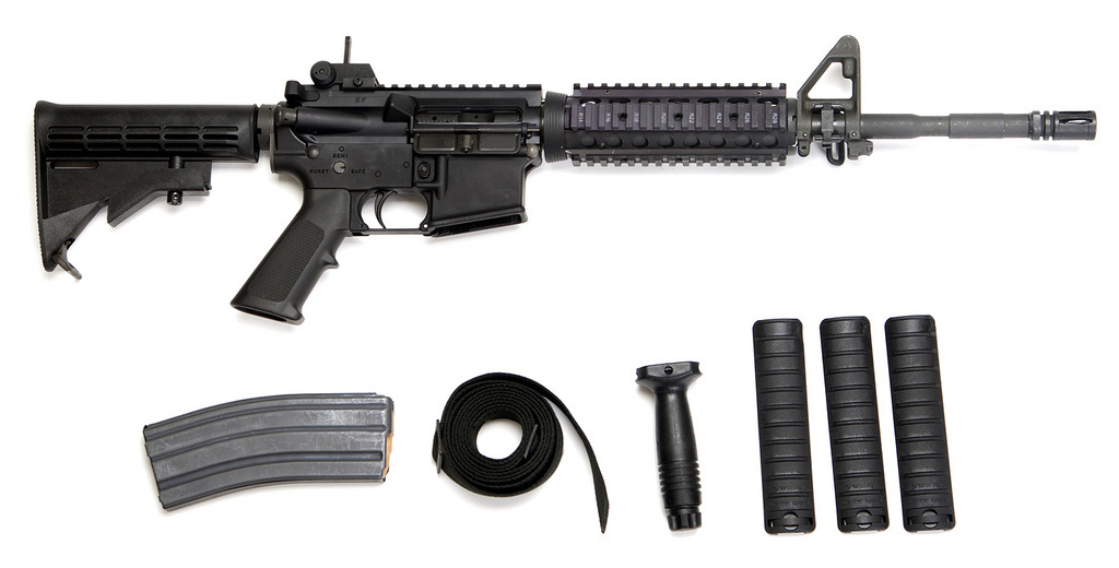The M4 Carbine: The Gun the U.S. Army Can't Do Without