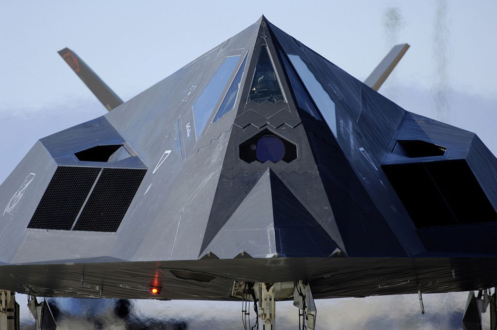 F-117 Nighthawk. Wikimedia Commons/Public domain