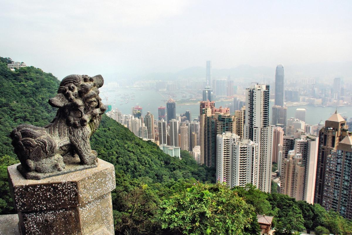 Overlooking Hong Kong. Pixabay/Public domain