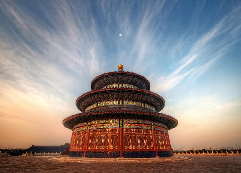 The Temple of Heaven in Beijing. Flickr/Trey Ratcliff