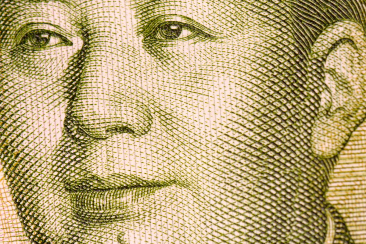 Mao Zedong on a Chinese banknote. Flickr/Creative Commons/Kevin Dooley