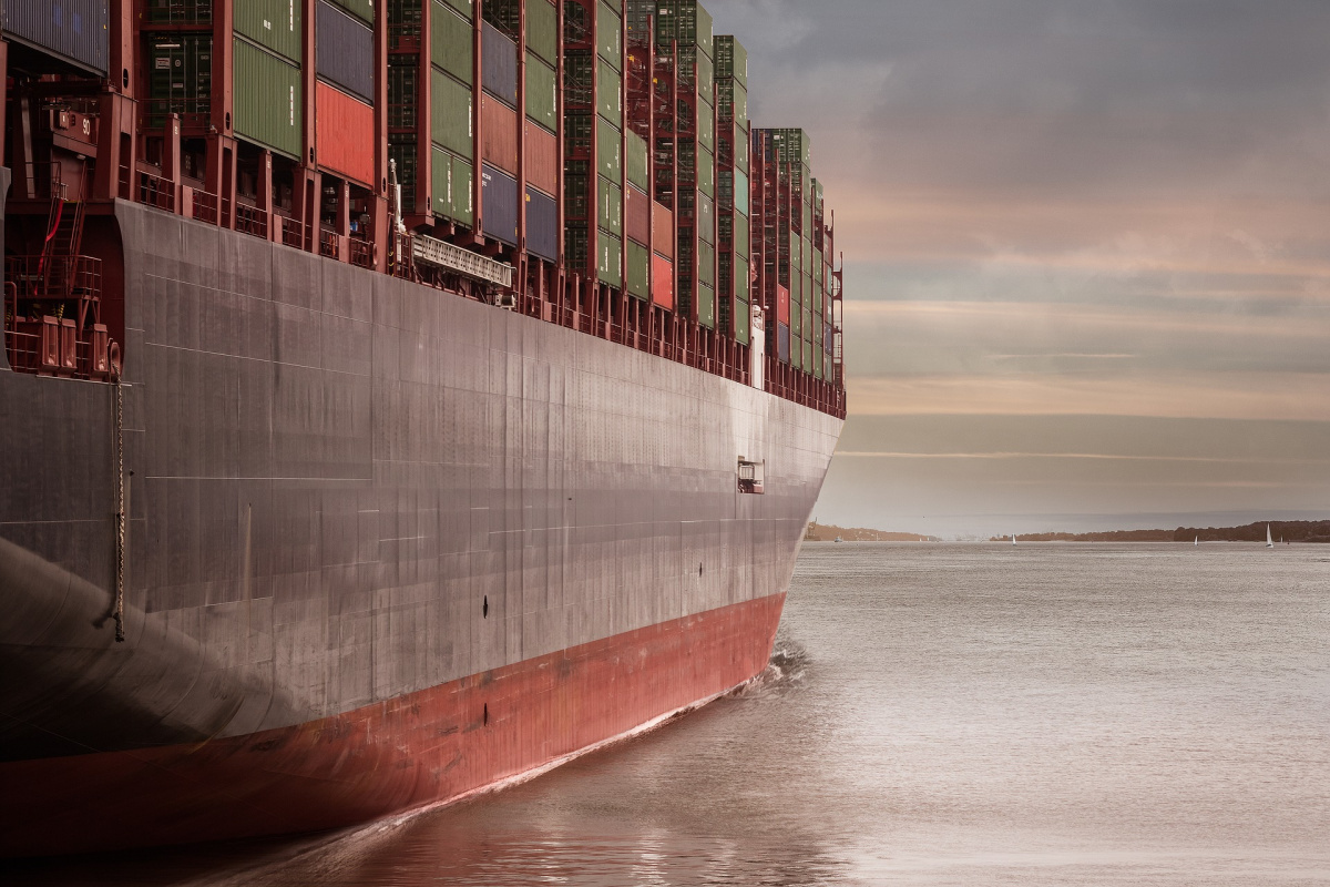 Container ship. Pixabay/Public domain