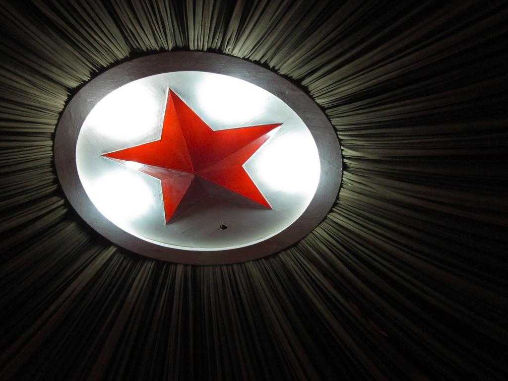 Victorious Fatherland Liberation War Museum, Pyongyang. Flickr/Creative Commons/John Pavelka
