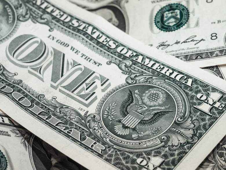 Dollar bills. Pixabay/Public domain