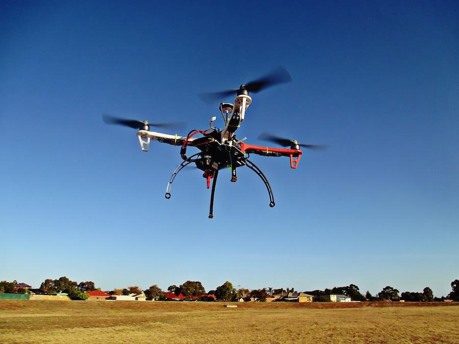 Commercial drone. Pixabay/Public domain