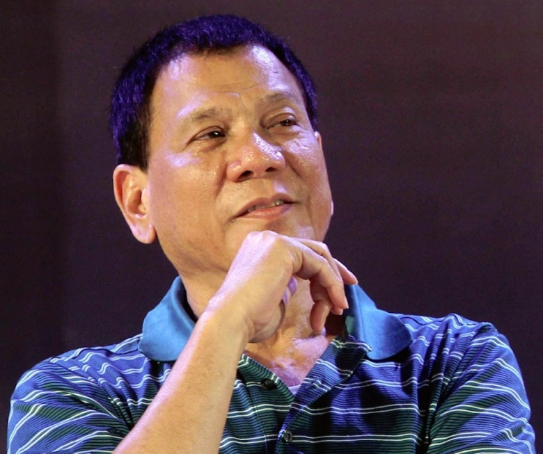 Philippine president-elect Rodrigo Duterte. Wikimedia Commons/Ryan Lim