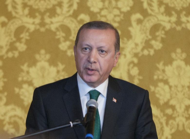 Recep Tayyip Erdoğan. Flickr/Cancillería del Ecuador.