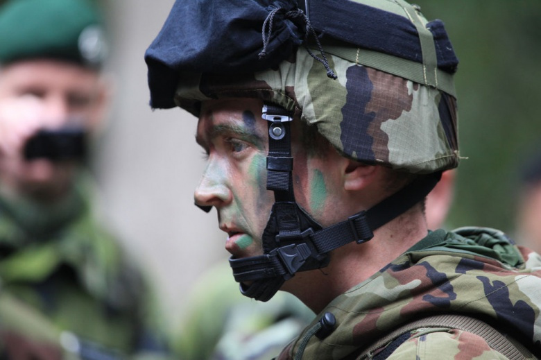 Nordic Battle Group training in Ireland. Wikimedia Commons/Irish Defence Forces