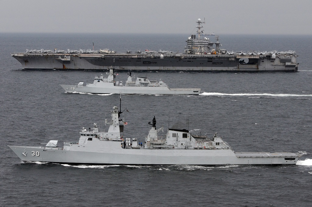 The Navy S New Guided Missile Frigate The Most Powerful