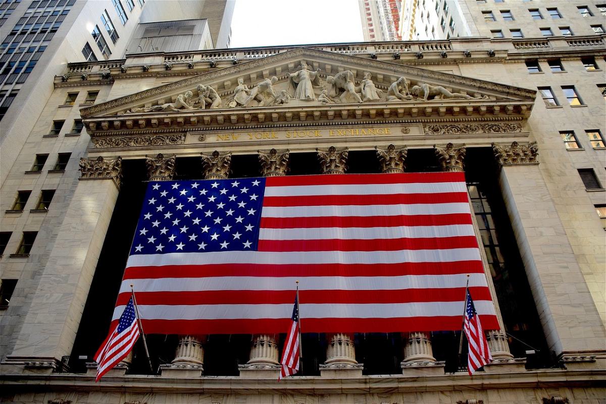 New York Stock Exchange. Pixabay/Public domain