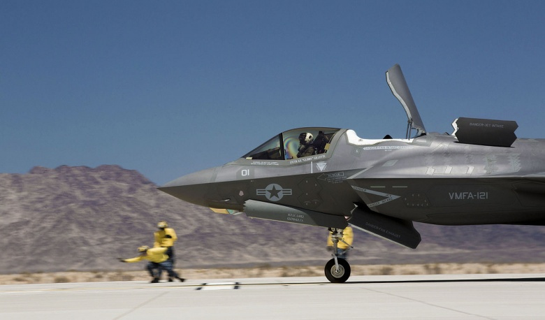F-35B Stealth Fighter: How the US Marine Corps Could ...