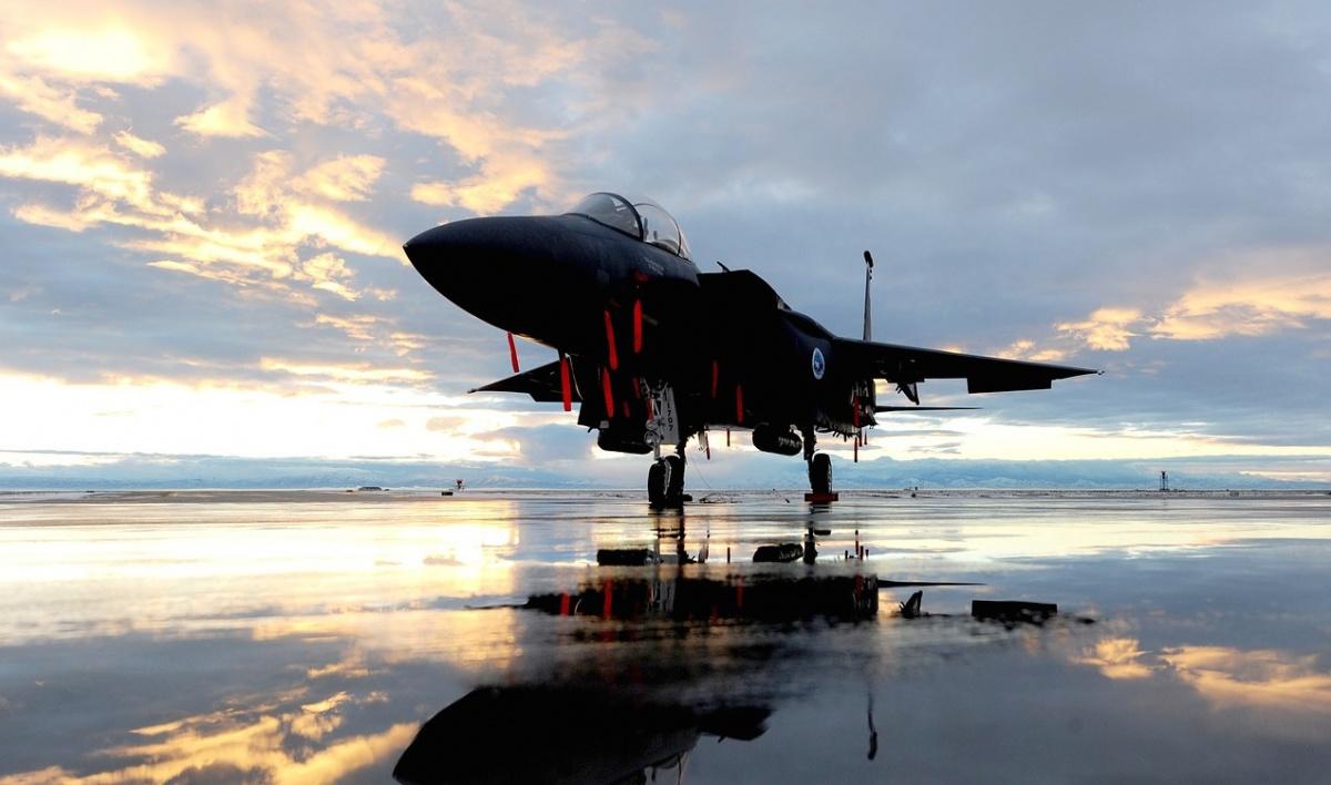 F-15 Strike Eagle. Pixabay/Public domain