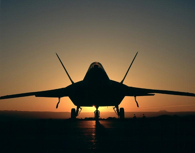 F-22 Raptor. Pixabay/Public domain