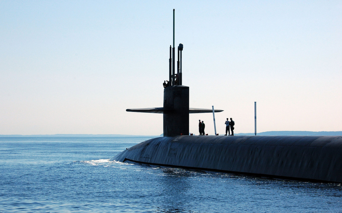 Why America\'s New Columbia-Class Submarine Could Be a Game-Changer ...