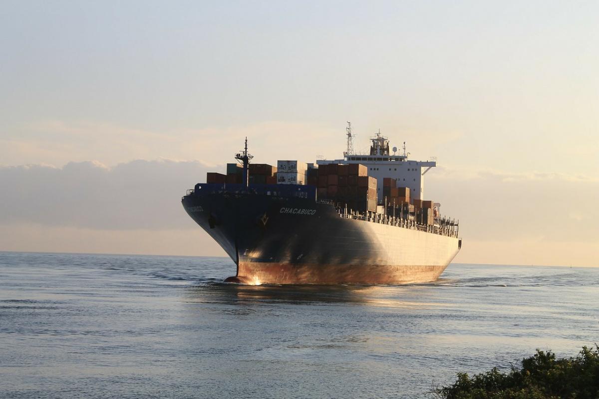 Cargo freighter. Pixabay/Public domain