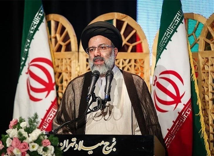 Ebrahim Raisi in 2015. Wikimedia Commons/Creative Commons/Tasnim News Agency/Hamed Malekpour