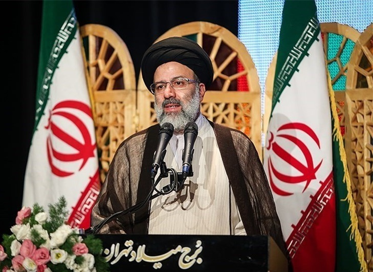Ebrahim Raisi in 2015. Wikimedia Commons/Creative Commons/Tasnim News Agency/Hamed Malekpour