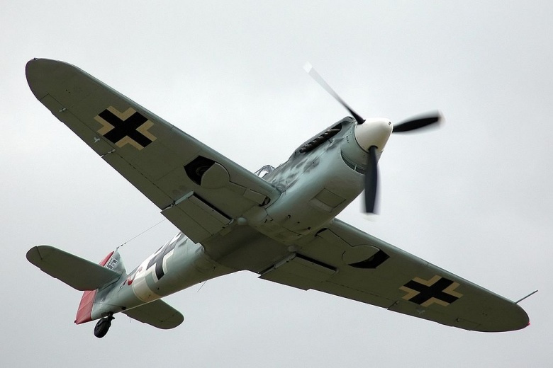 An HA-1112, based on a Messerschmitt model. Wikimedia Commons/@Kogo