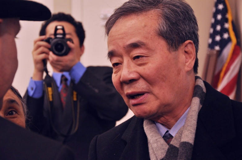 Image: Harry Wu. Photo by Nina Lincoff/Medill News Service. CC BY 2.0.