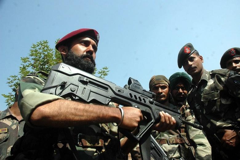 India Para commandos. Wikimedia Commons/Public domain