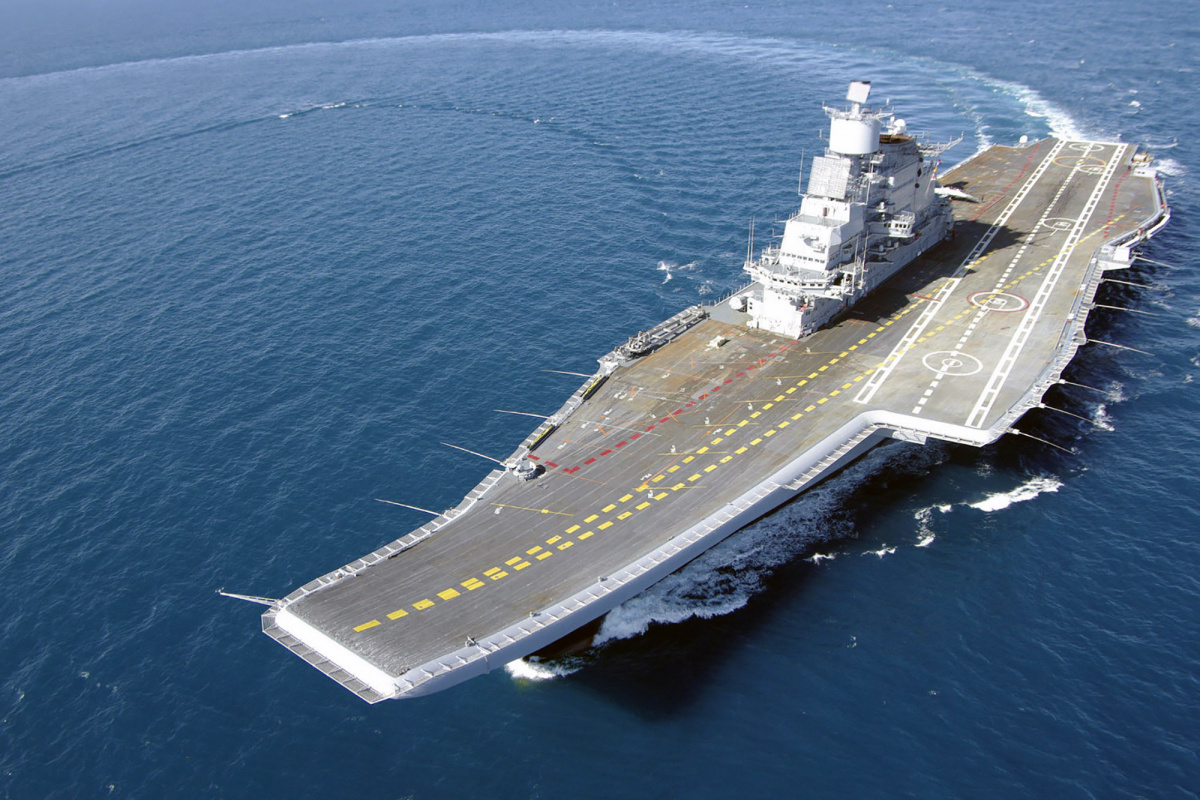 Why China S New Aircraft Carrier Should Worry India The Launch Of Second This Week Is An Important And Depressing Moment F