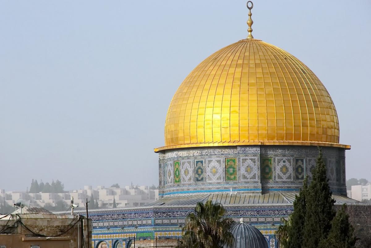 Dome of the Rock, Jerusalem. Pixabay/Public domain