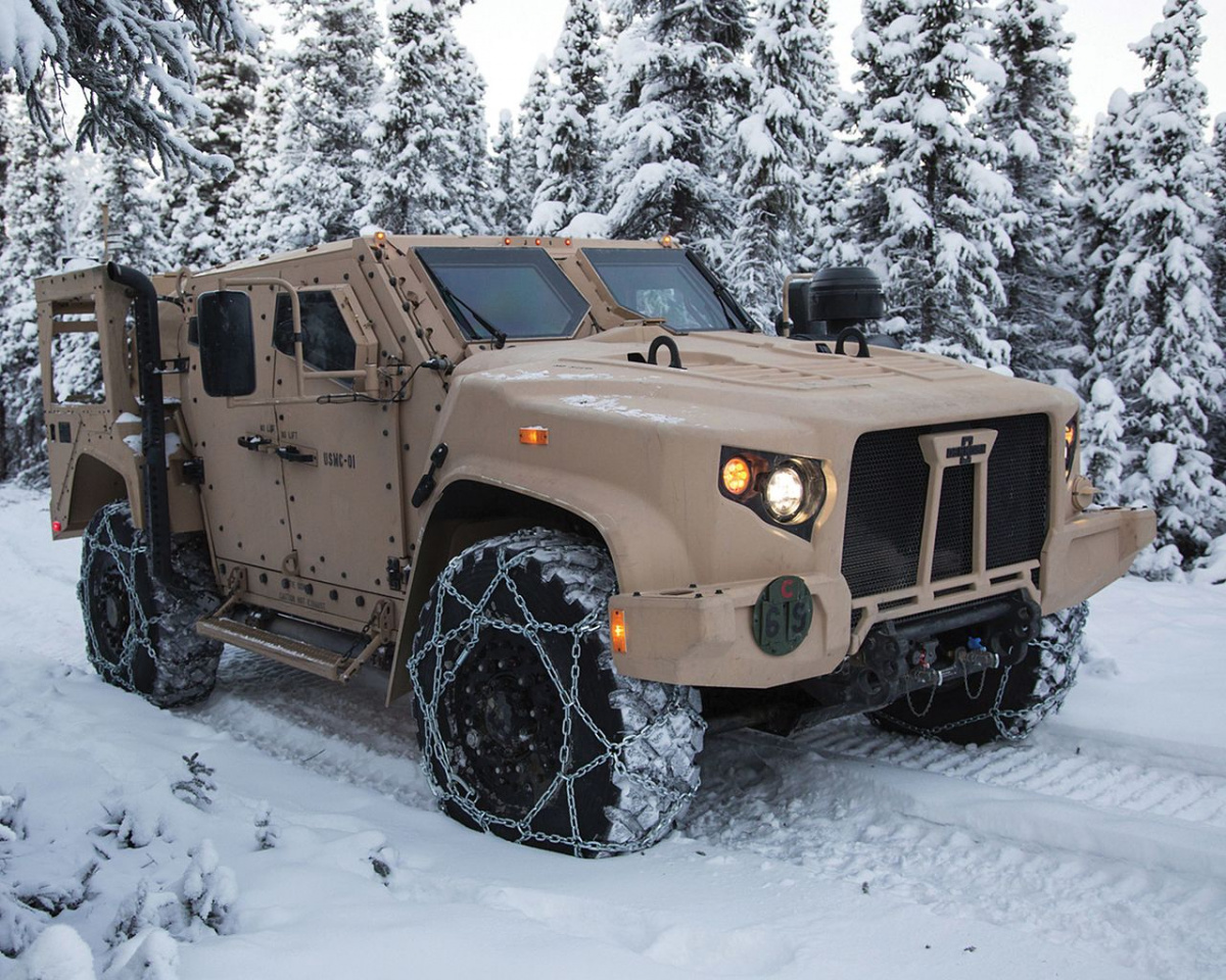 The U.S. Army\'s New Joint Light Tactical Vehicle: A Game Changer ...