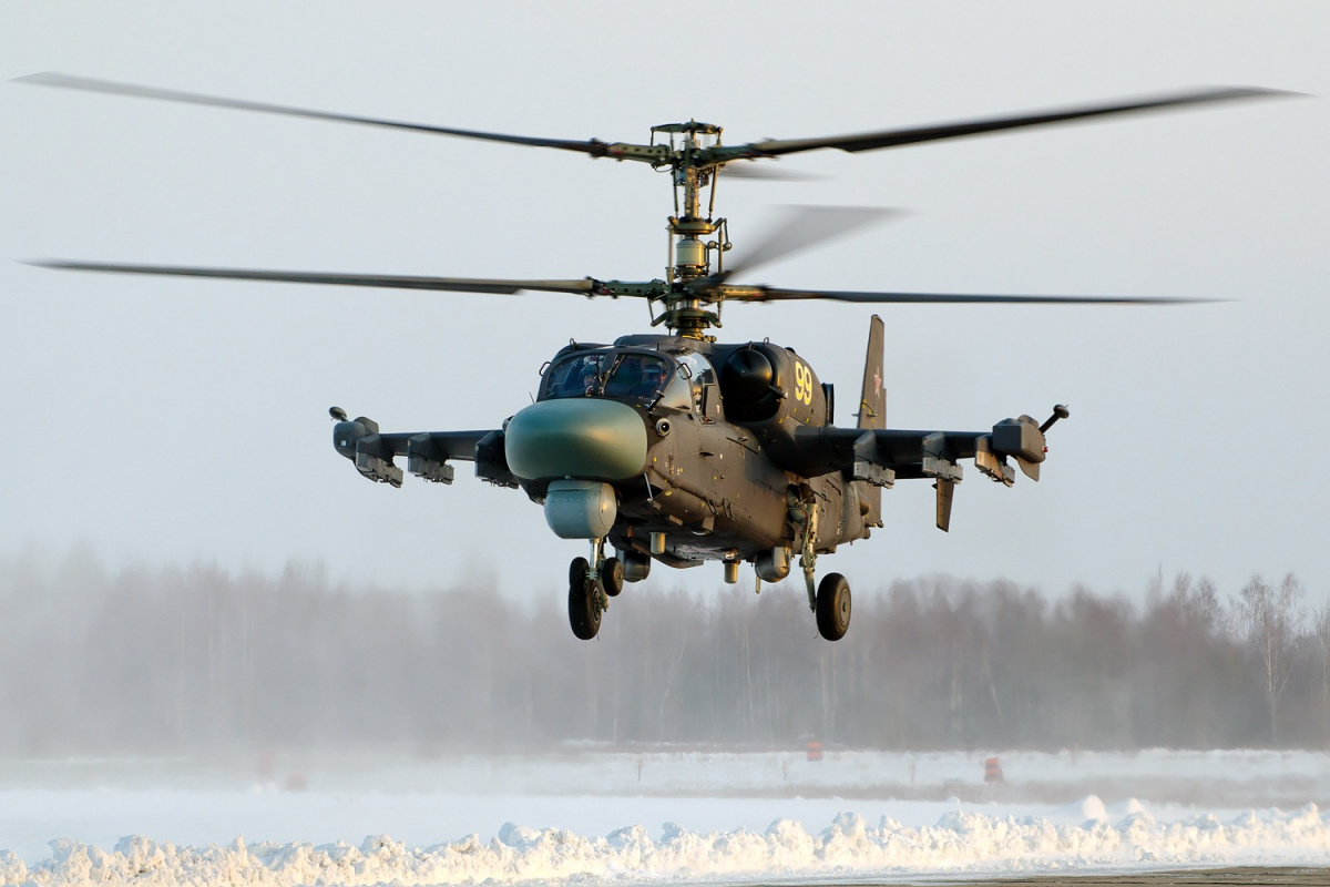 Russia's New Attack Helicopter Is a Beast (But Has One Big ...
