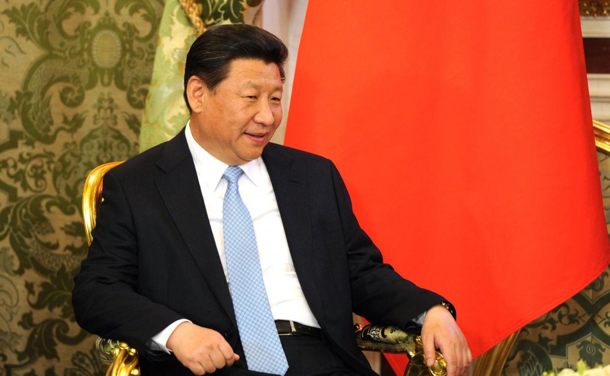 Chinese President Xi Jinping. Kremlin.ru