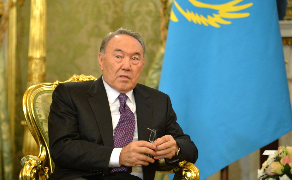 US Politics & Foreign Policy under D.Trump Kazakhstan