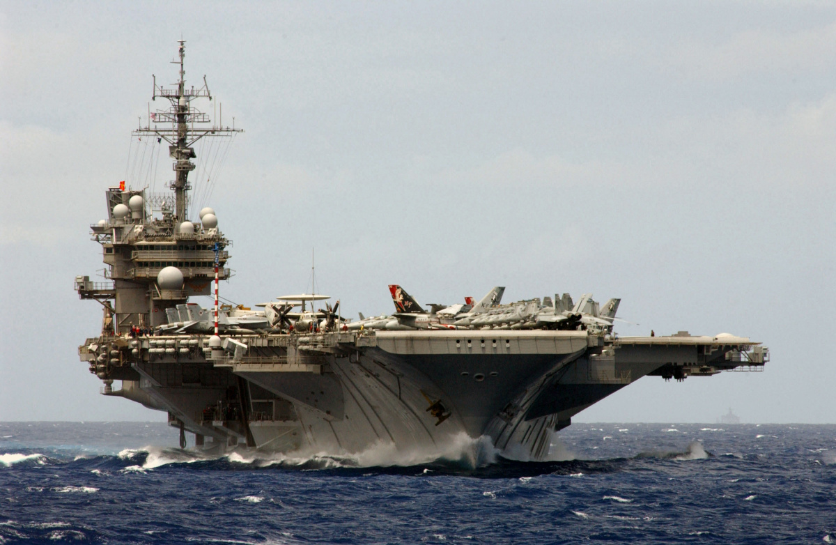 Its official us aircraft carrier kitty hawk will be dismantled its official us aircraft carrier kitty hawk will be dismantled sciox Gallery