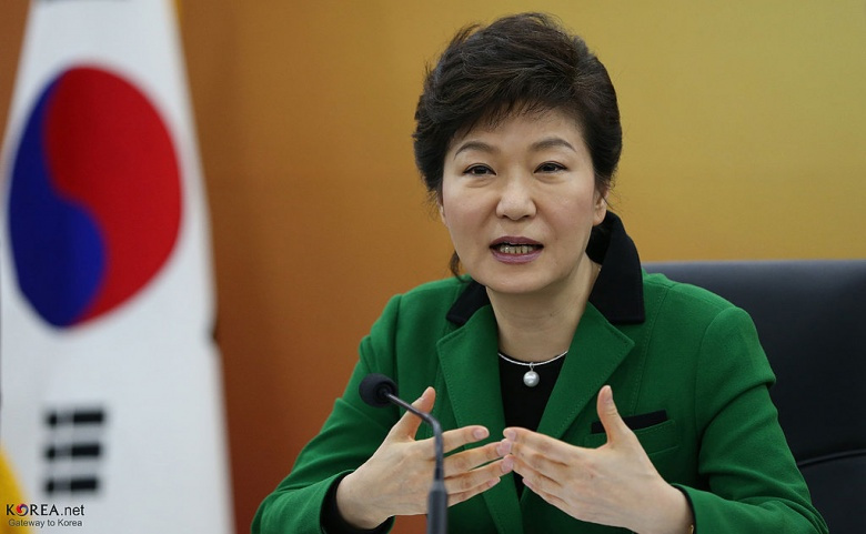 President Park Geun-hye visits the Sejong Government Complex. Wikimedia Commons/Korea.net/Korean Culture and Information Service (Jeon Han)