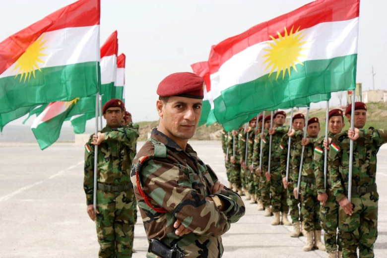The Folly of Lobbying to Carve Up Iraq | The National Interest