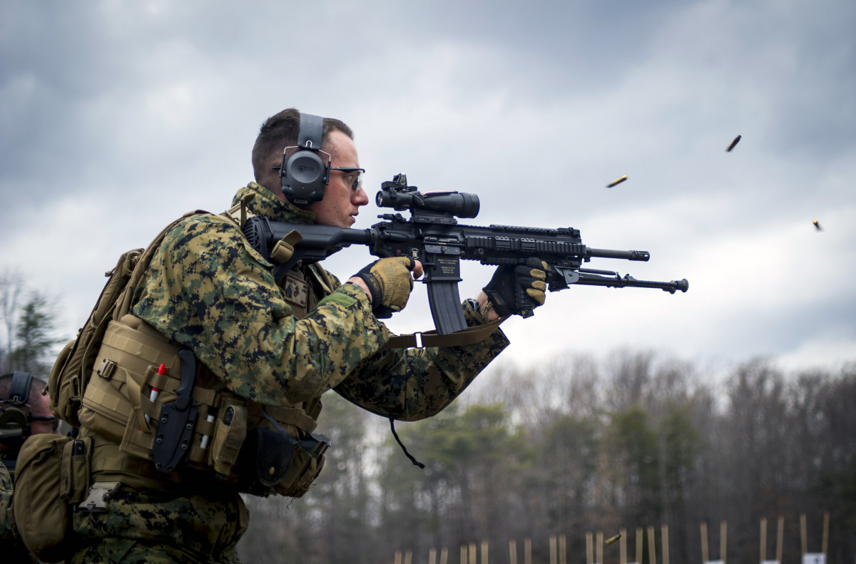 The M27: The Automatic Rifle That Will Make the U.S ...