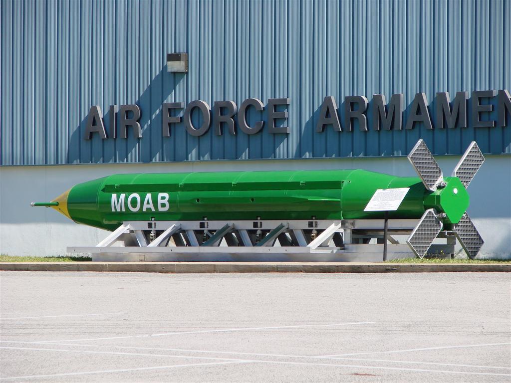 super bomb why america s enemies fear the gbu 43 b massive ordnance air blast