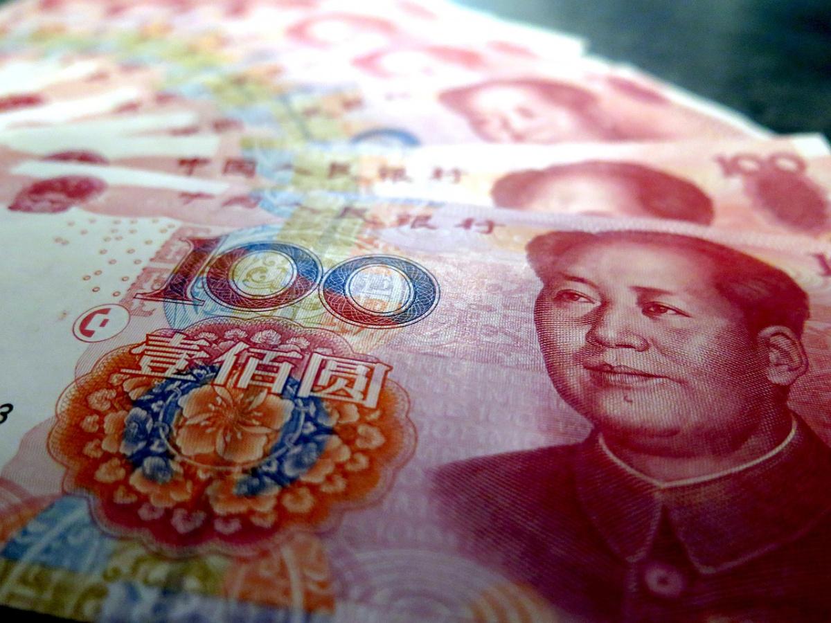Chinese 100-yuan notes. Pixabay/Public domain