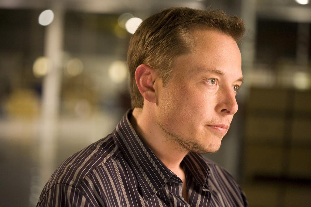 Elon Musk. Flickr/Creative Commons/OnInnovation