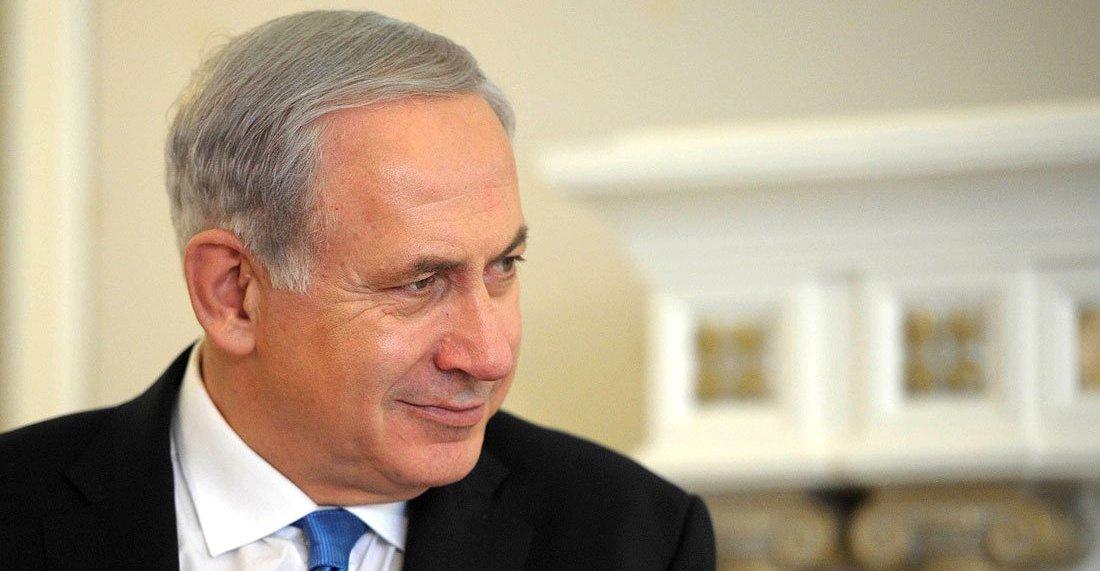 Benjamin Netanyahu meeting with Vladimir Putin. Kremlin.ru