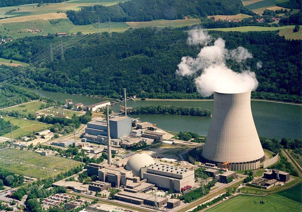 Isar nuclear power plant, Germany. Wikimedia Commons/Creative Commons/E.ON Kernkraft GmbH