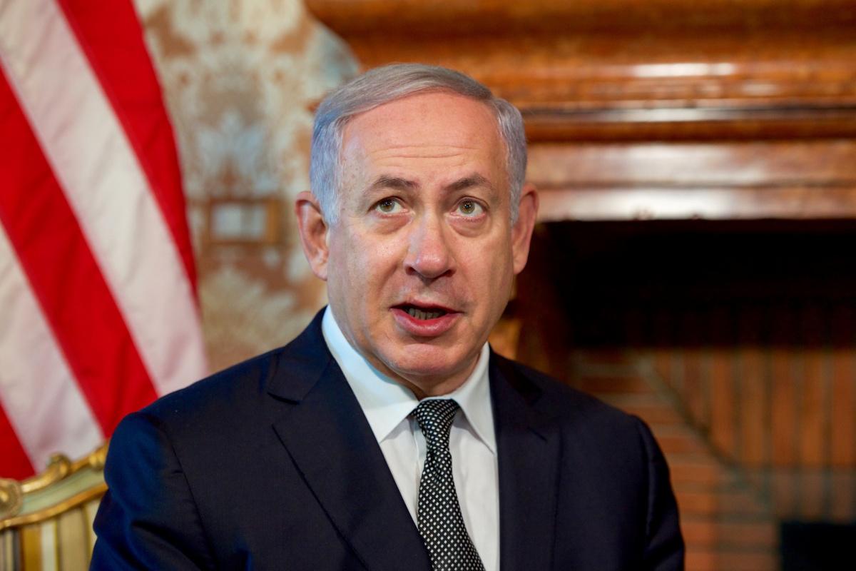 Israeli Prime Minister Benjamin Netanyahu addresses reporters on June 27, 2016. Flickr/U.S. Department of State