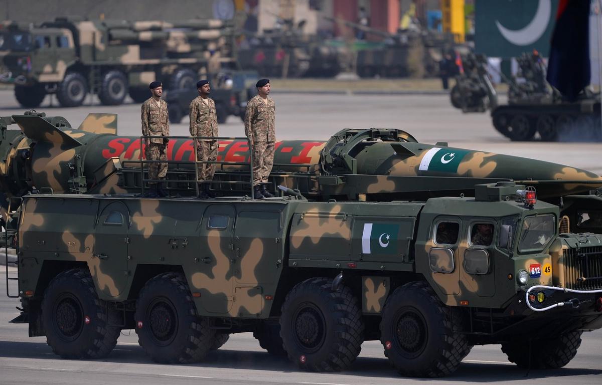 Pakistani Shaheen-I ballistic missile. Pixabay/Public domain