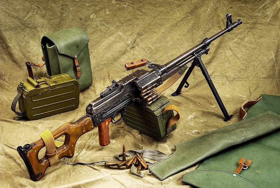 Resultado de imagen para Pulemyot Kalashnikova Modernizirovany