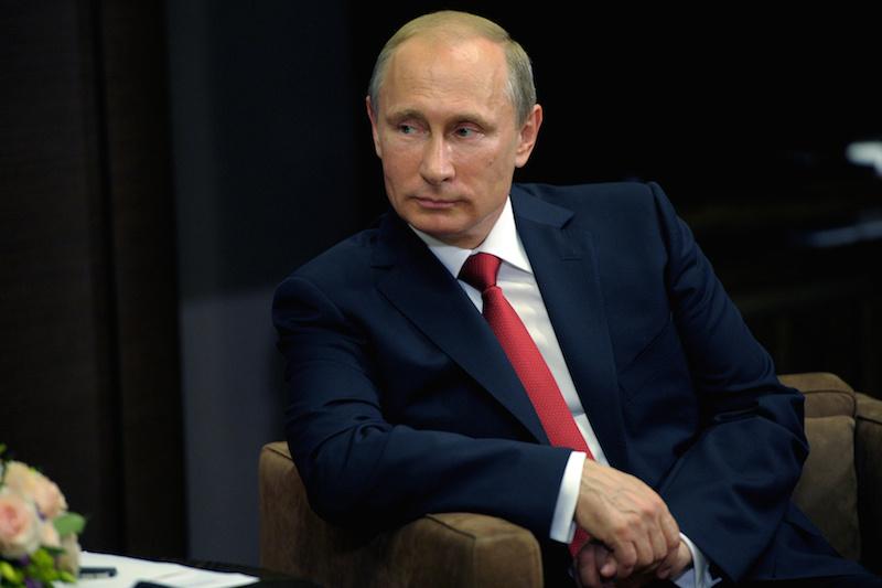 Vladimir Putin. Kremlin.ru