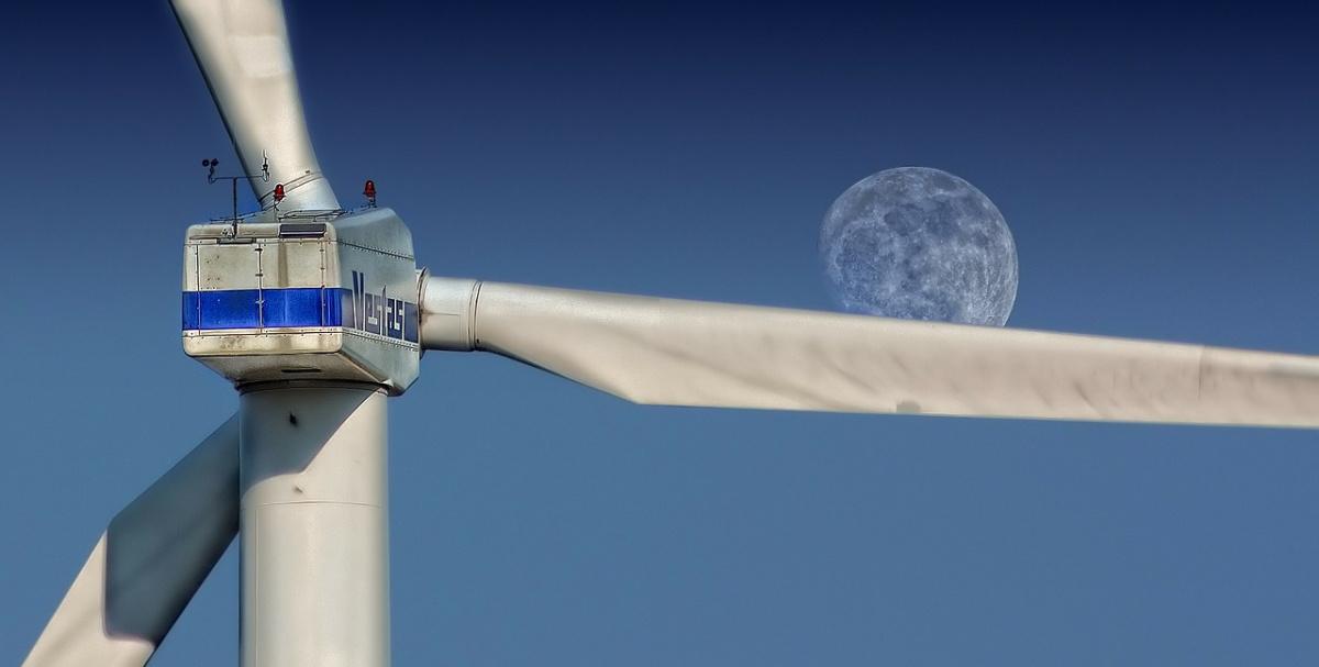 Wind turbine. Pixabay/Public domain