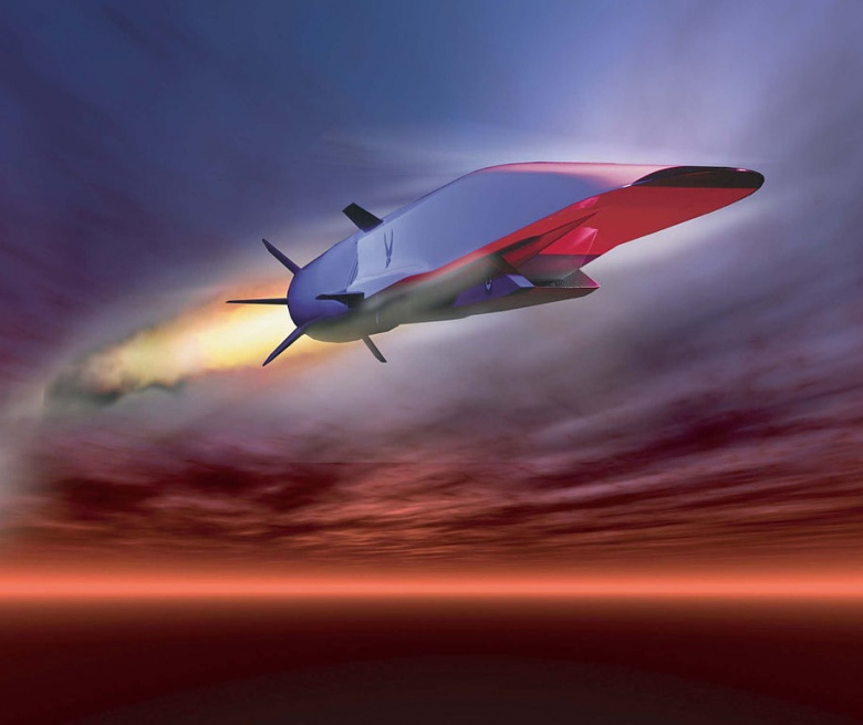 Arms race (Hypersonic Weapons) Pix1_122914