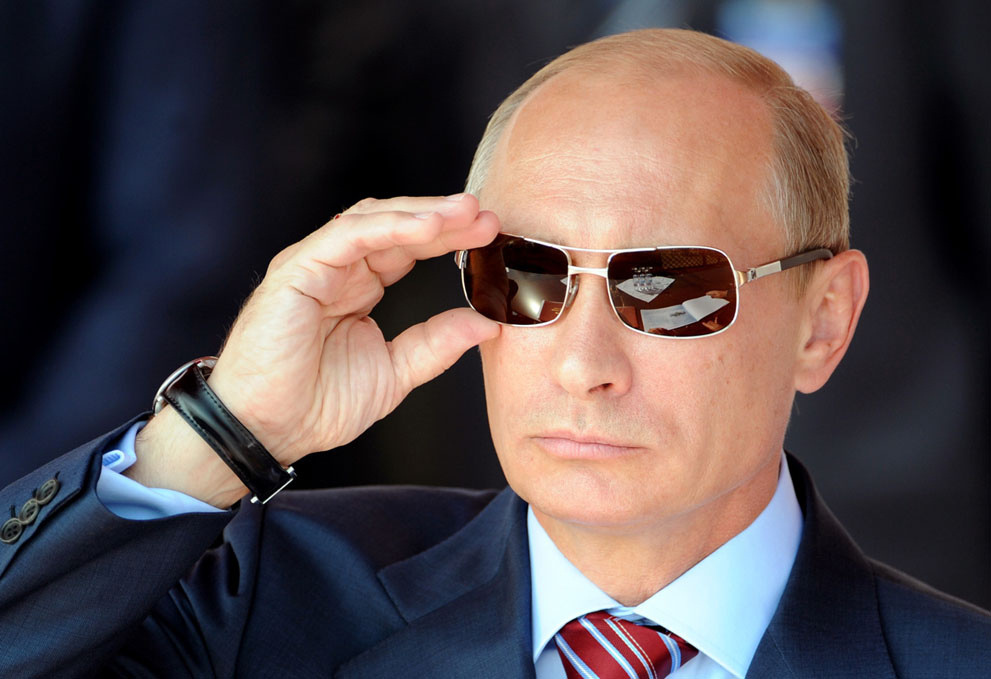 Vladimir Putin. Flickr/Creative Commons/@Jedimentat44
