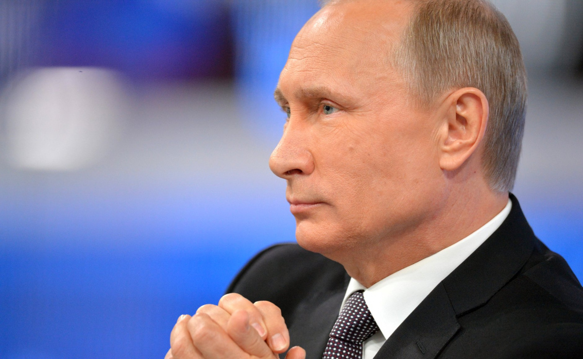 Vladimir Putin in 2015. Kremlin.ru