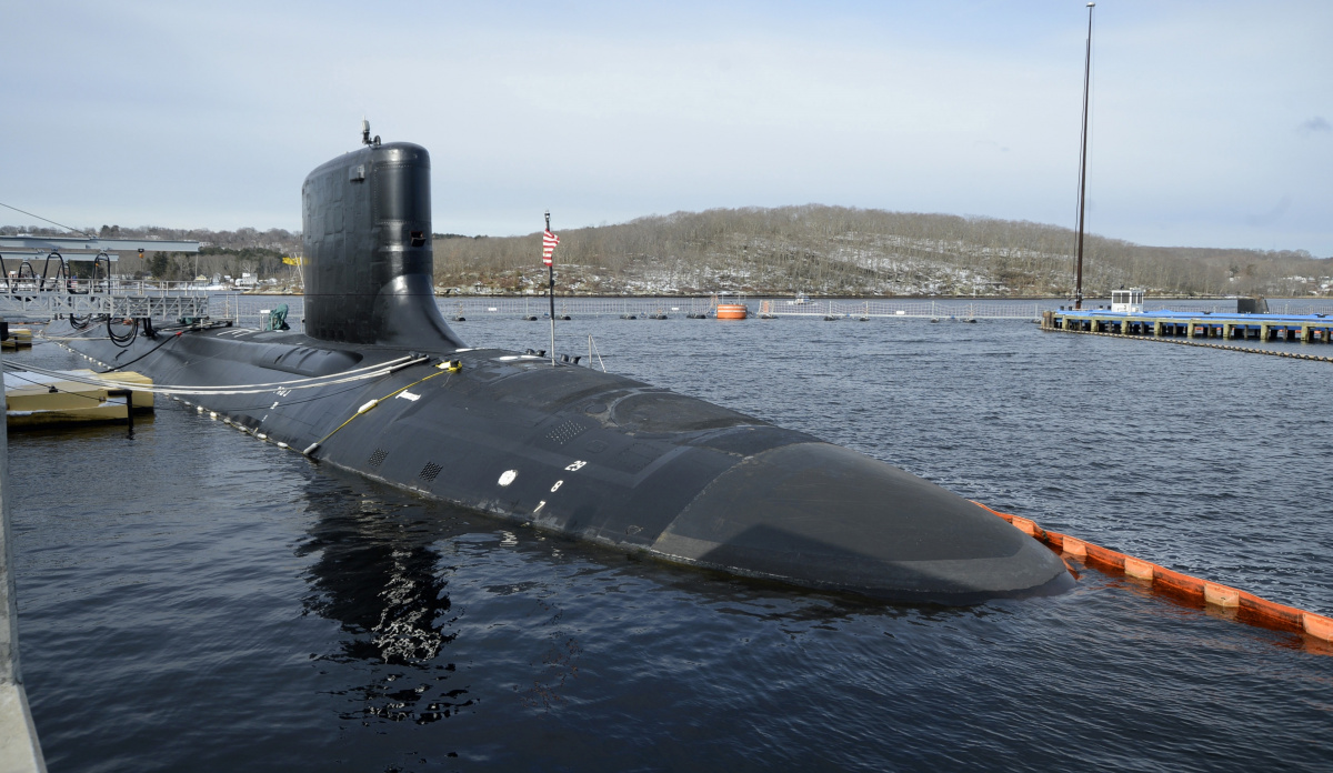 Get Ready, Russia: The Navy Wants to Build 3 Nuclear Attack ...